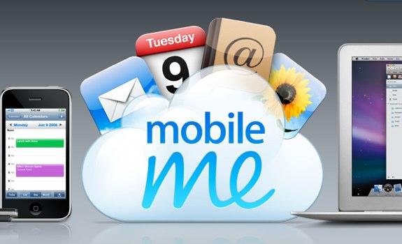 MobileMe rebate