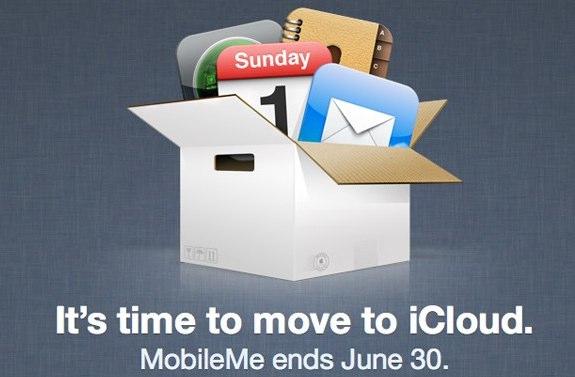 MobileMe shutdown