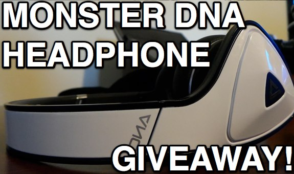 monster dna headphone giveaway