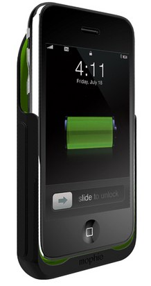 Mophie Juice Pack 3G giveaway