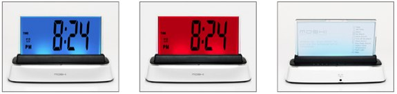 Moshi Elite Alarm Clock