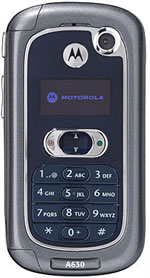 Motorola A630