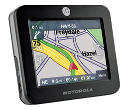 MOTONAV GPS