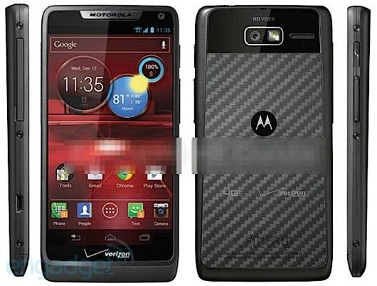 Motorola RAZR M 4G LTE