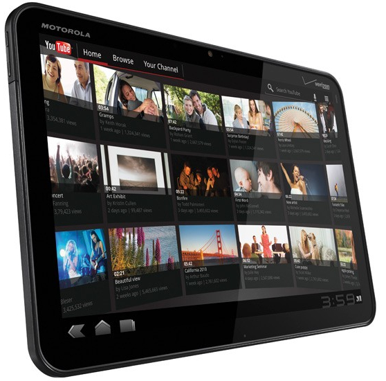 Motorola Xoom price