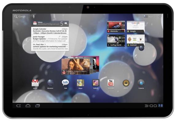 Motorola Xoom Wi-Fi