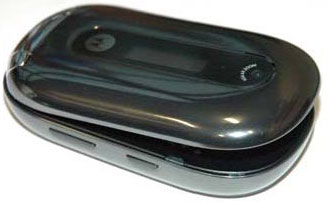 Motorola PEBL V6