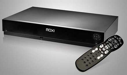 Moxi HD DVR 3-tuner