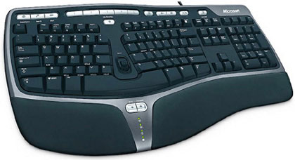 Microsoft Natural Ergonomic Keyboard 4000 Review