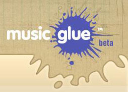 Music Glue logo