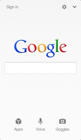 Google now for iOS (2)