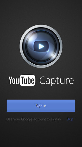 Google Capture iOS App (2)