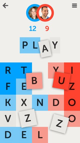 Letterpress iOS App