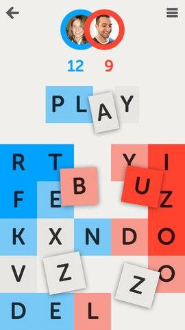 Letterpress iOS App