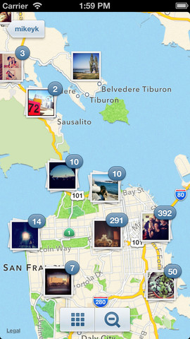 Instagram version 3.2 iOS