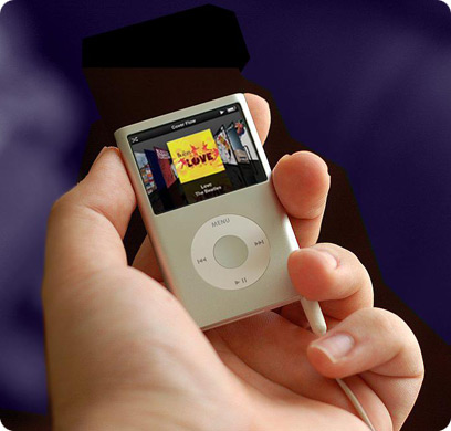 iPod nano Gen 3?