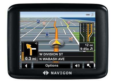 Navigon 2000S