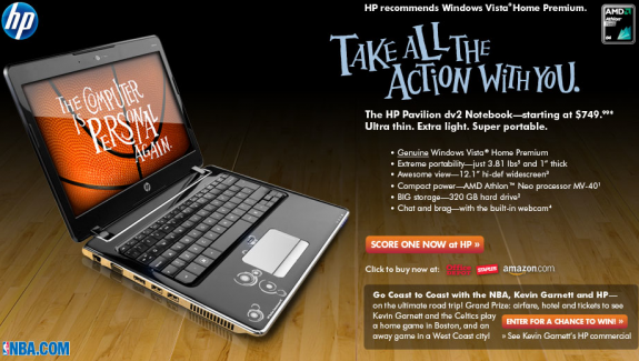 NBA Take All the Action With You Contest