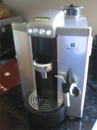 Nespresso Romeo Coffe Maker
