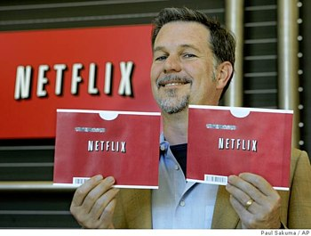 Amazon acquire Netflix