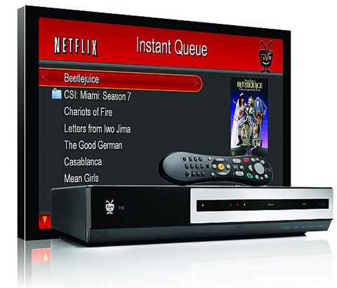 Netflix streaming TiVo