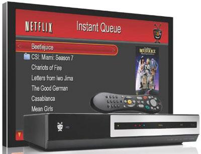 Netflix/TiVo