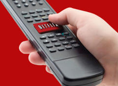 netflix remote control