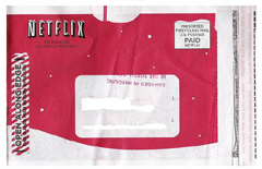 Netflix Mailer