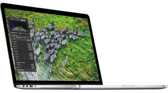 MacBook Pro with Retina display price cut