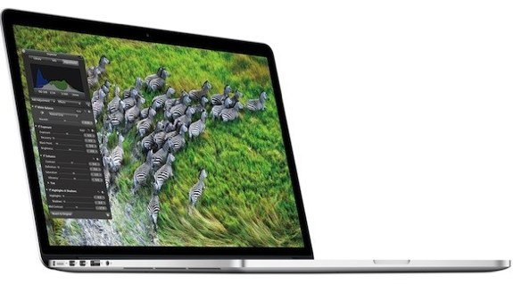 MacBook Pro Retina display power nap