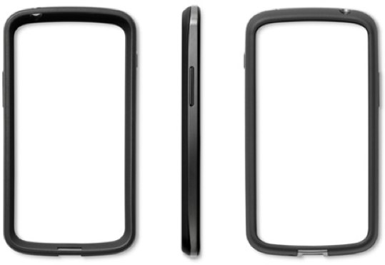 Nexus 4 Bumper Case