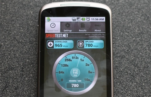 Nexus One 3G Fix