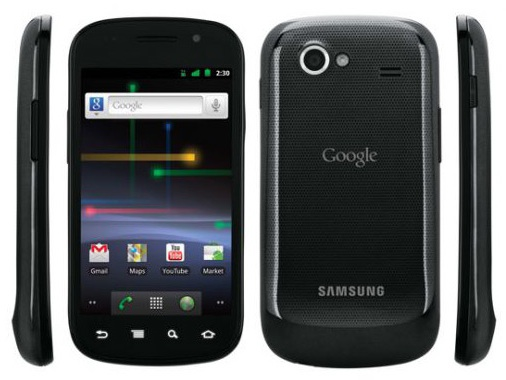Nexus S 4G