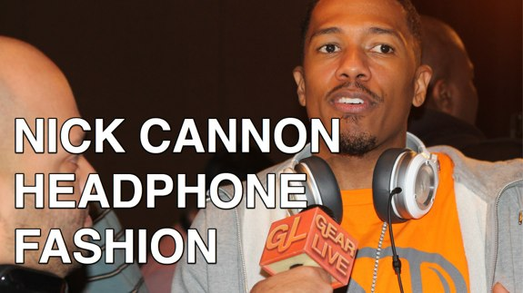 Nick Cannon NCredible headphones