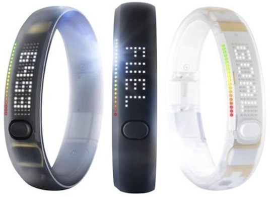 Next Nike+ FuelBand features