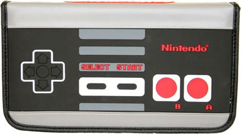Nintendo Controller CD Wallet