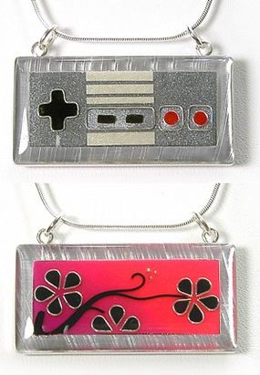 Nintendo necklace