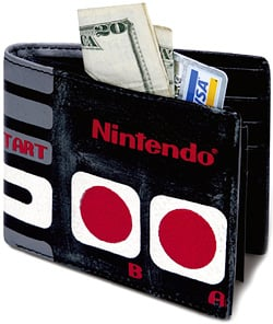 Nintendo Wallet