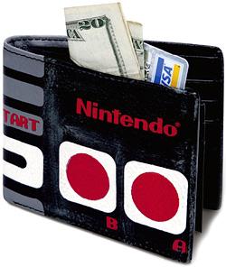 Nintendo Wallet