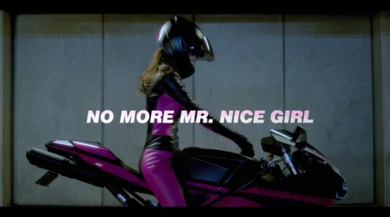 T-Mobile No More Mr Nice Girl