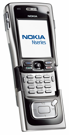 Nokia N91 Music Phone