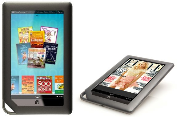 Nook Color Netflix