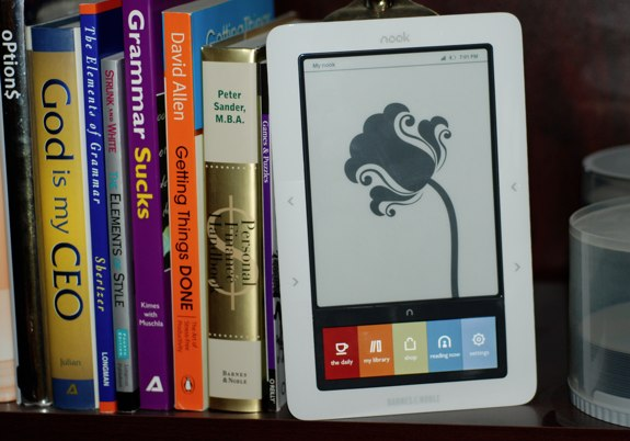 nook review