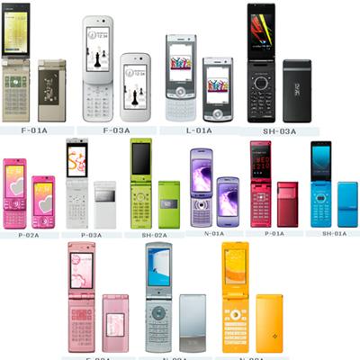 NTT Phones