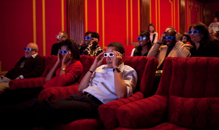 Obama Watch 3D Movie