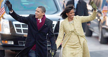 The Royal Obamas