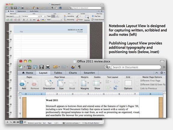 Microsoft Office 2011 mac review