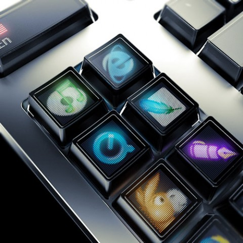 Optimus OLED Keyboard
