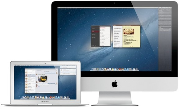 OS X 10.9 features