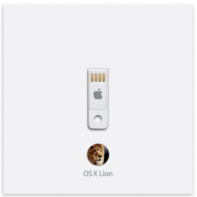 Mac OS X Lion USB Drive